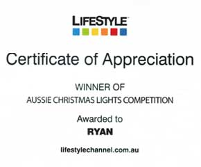 Lifestyle Channel Award